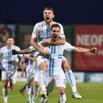 Vešović doneo pobedonosni gol Rijeci